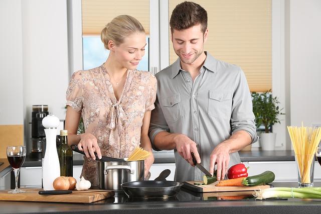 vaření doma