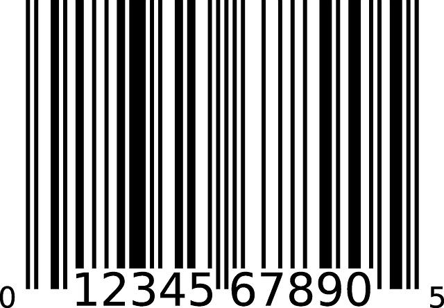 čárový kod