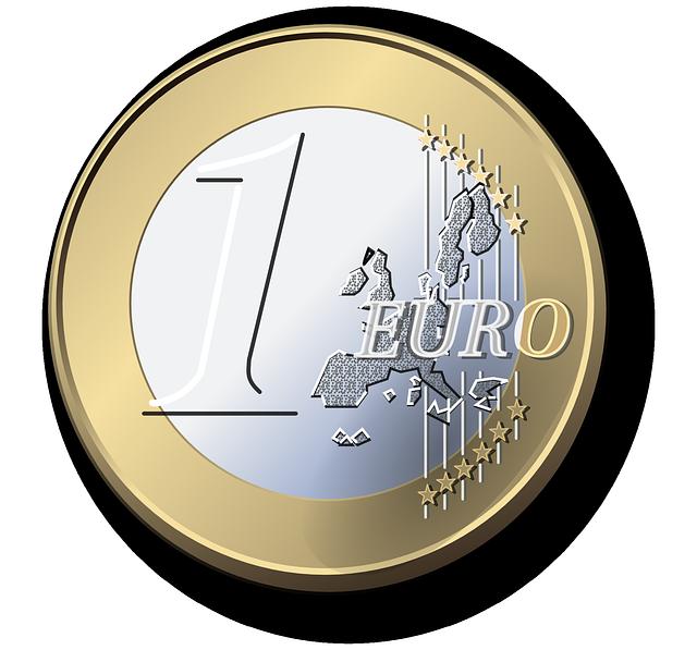 Jedna  1-eurová minca.png